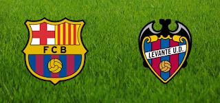 مشاهدة مباراة برشلونة وليفانتي بث مباشر 16-12-2018 الدوري الاسباني