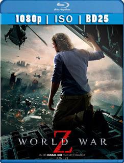 Guerra Mundial Z 2013 BD25 [1080p] Latino [GoogleDrive] SXGO