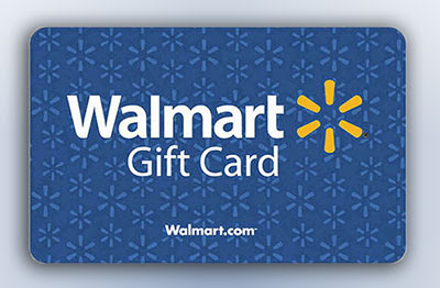 wallmart gift cards for free