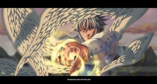 Nanatsu no Taizai archangel Mael
