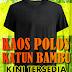 Kaos Polos Katun Bambu, Sangat Lembut dan Anti Bakteri