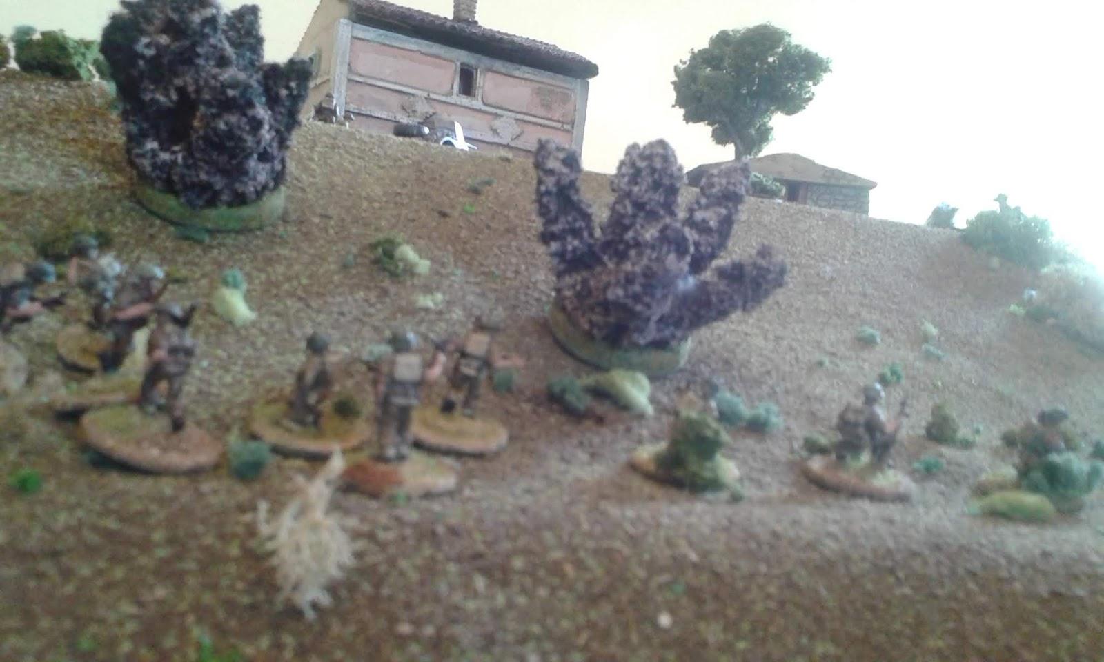 The Battle of Steamroller Farm, re-fought... 20180526_181839