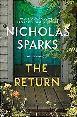 The Return by Nicholas Sparks ebook 2020