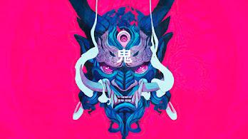 Oni Mask, Demon, 4K, #6.2650