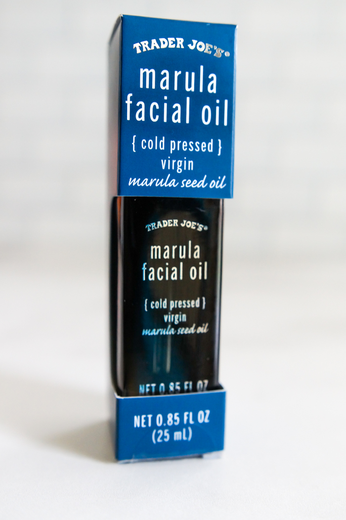 Trader Joe's Marula Facial Oil Review