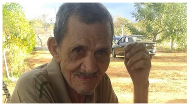 Família informa o falecimento de Genésio Gonçalo Pereira