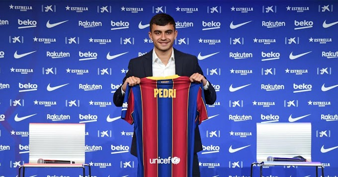 Barcelona new kid Pedri set to be registered with the first team, shirt number revealed