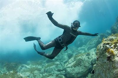 Cómo es la pesca submarina