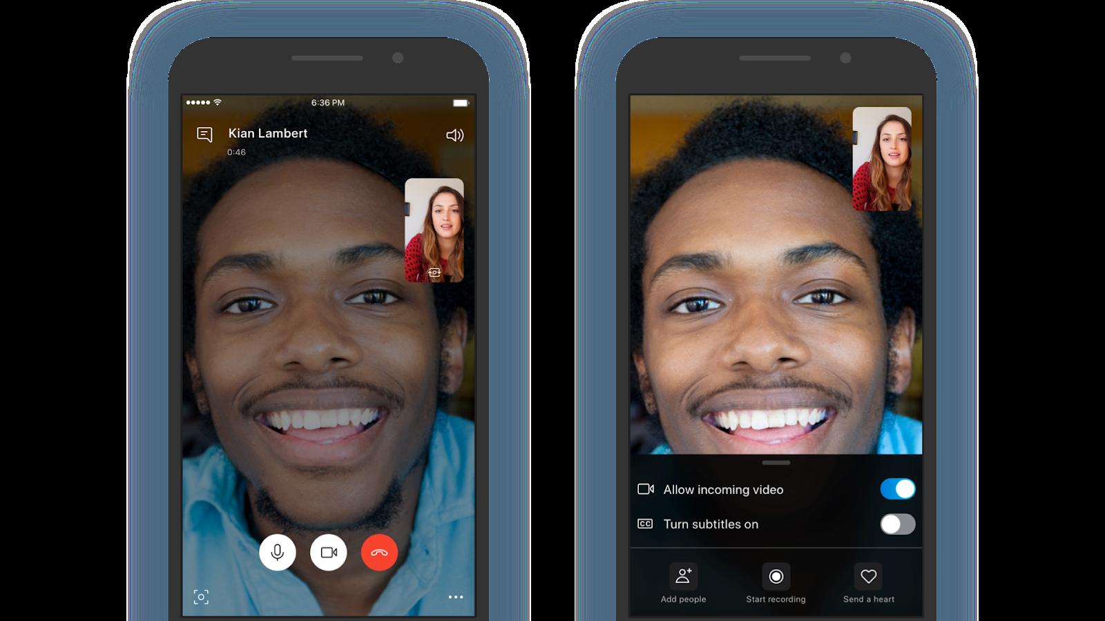 Skype-videochiamata