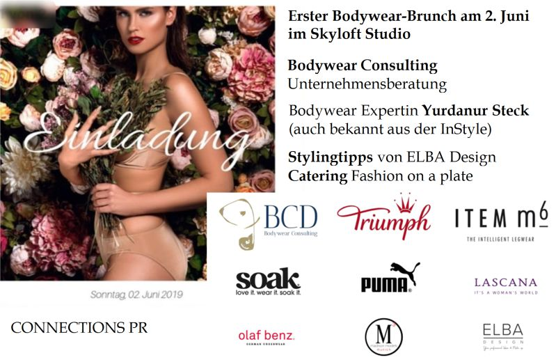 PR Event von Bodywear Consulting