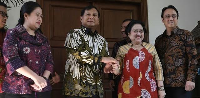 Dear Gerindra, Tak Perlu Ngarep Kursi Menteri Nanti Di-PHP PDIP