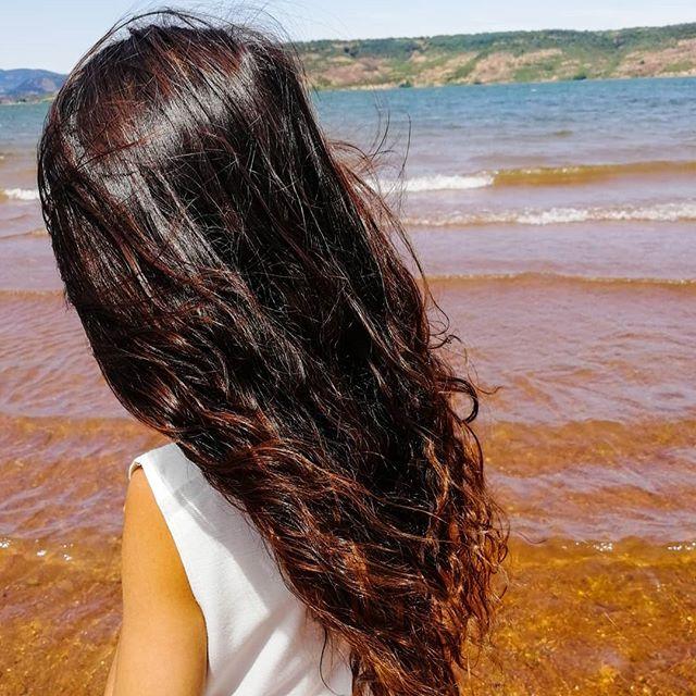 routine naturelle pour les cheveux fins enfant