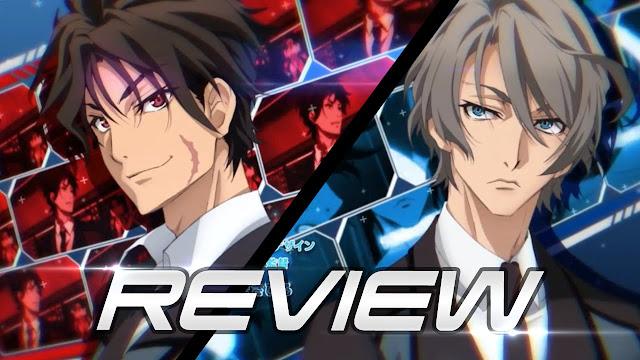 Anime Terbaru Bergenre Misteri - Active Raid