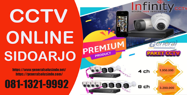 Infinity CCTV Online Sidoarjo