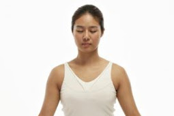 Healthy yoga simple movement