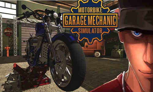 Motorbike Garage Mechanic Simulator Game Free Download