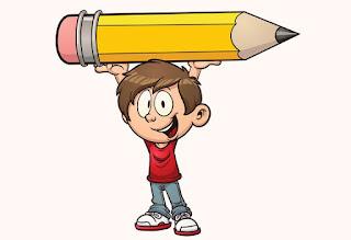 The Tale of the Pencil - Serambi Catatan