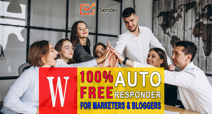 best 100% free autoresponder for marketers and bloggers