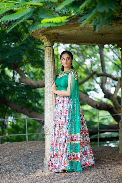 Anchor Sreemukhi Latest Photoshoot