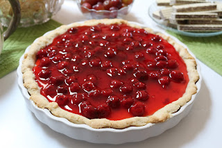Cherry Tart, Living From Glory To Glory Blog...
