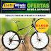 Ofertas em bicicletas na Center Móveis e Eletros de Ruy Barbosa. Veja;