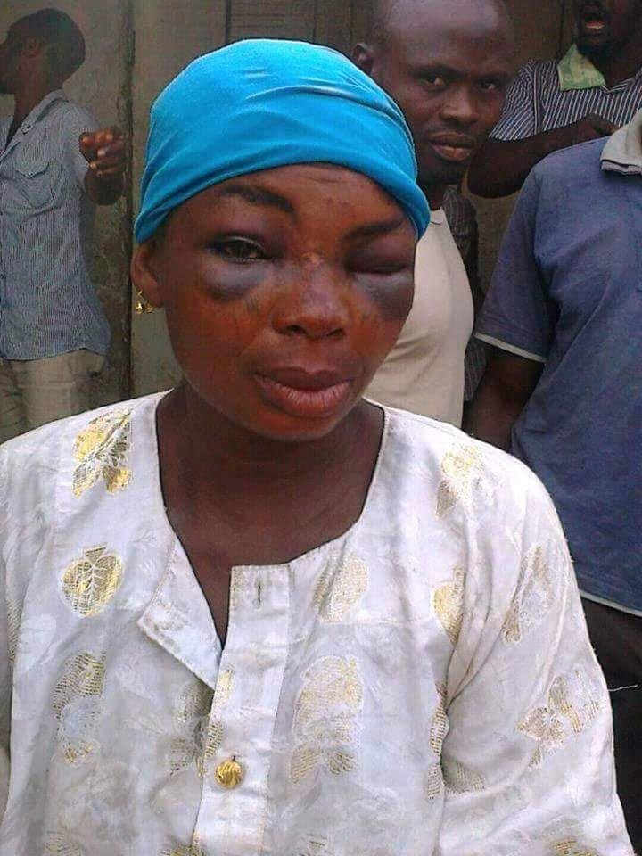 "Husband batters wife for saying ""Buhari"" is working"