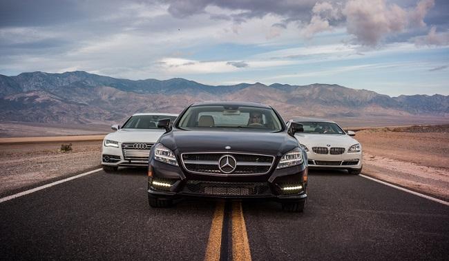 Mercedes-Benz dẫn đầu phân khúc xe sang toàn cầu