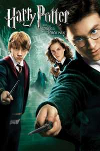 Harry Potter and the Order of the Phoenix (2007) Dual Audio 720p Hindi Dubbed Full Movies 1GB BRRip