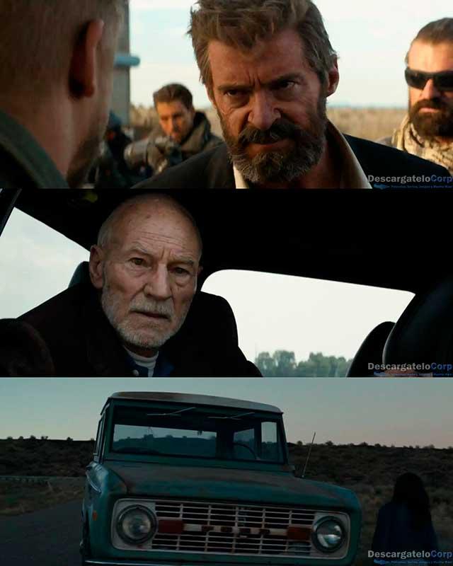 Logan Wolverine (2017) HD 1080p