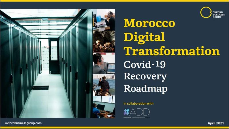 Morocco digital transformation 2020