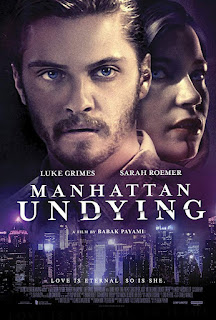 Manhatten Undying Horror Movie Review