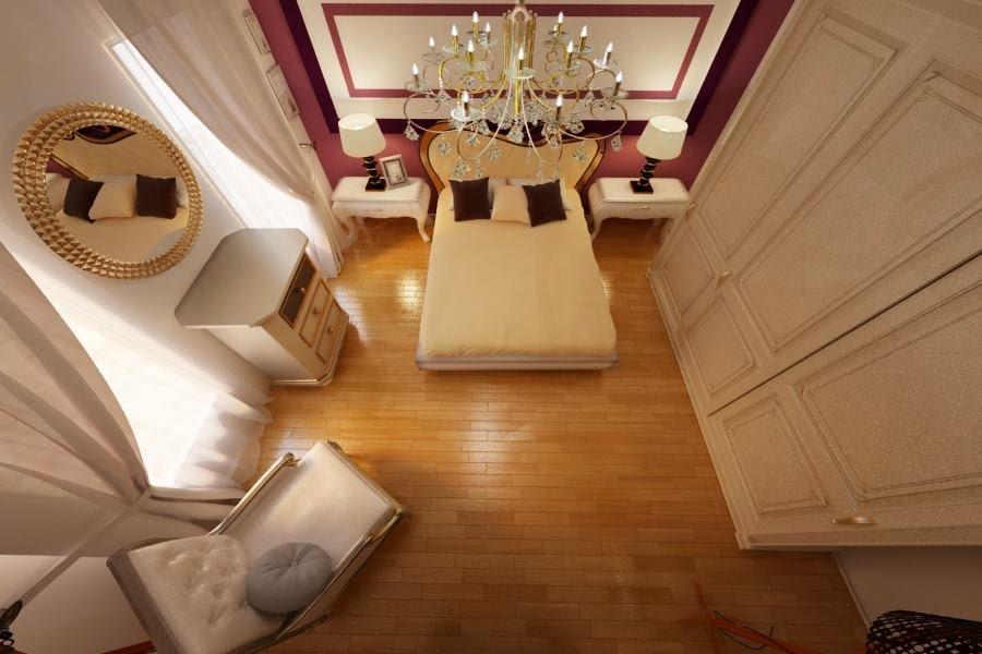 Design - interior - dormitor - clasic - Bucuresti