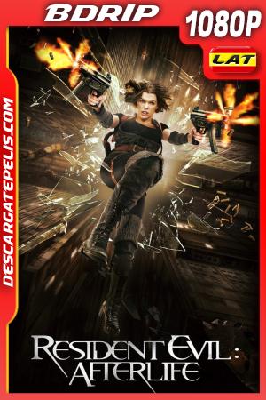 Resident Evil 4: La Resurrección (2010) 1080P BDRIP Latino – Ingles
