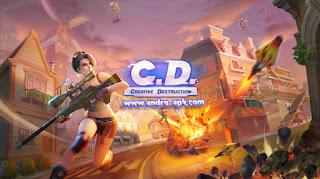 تحميل لعبة Creative Destruction مجانا للاندرويد