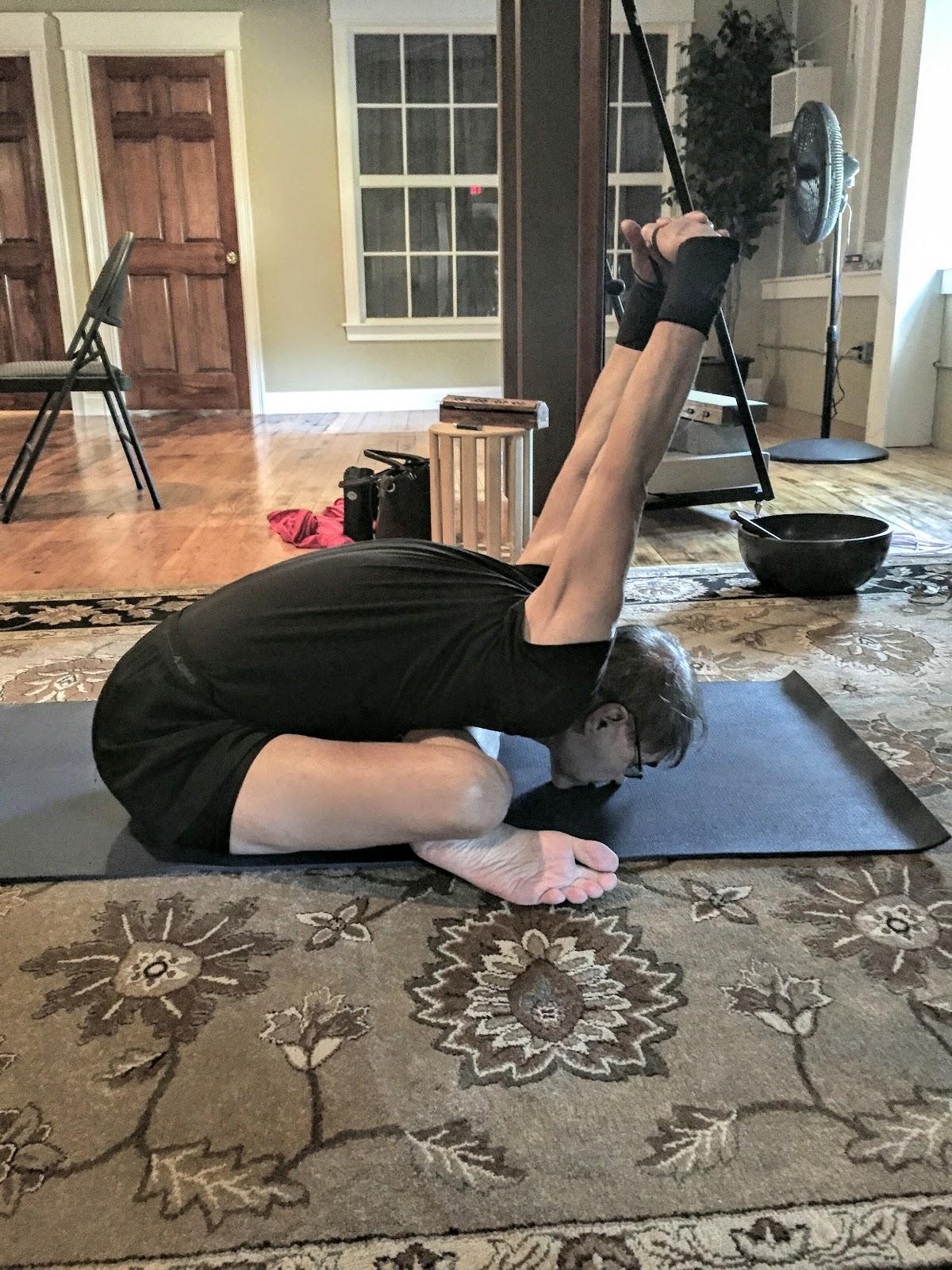 Hatha Yoga for the Neck & Shoulders