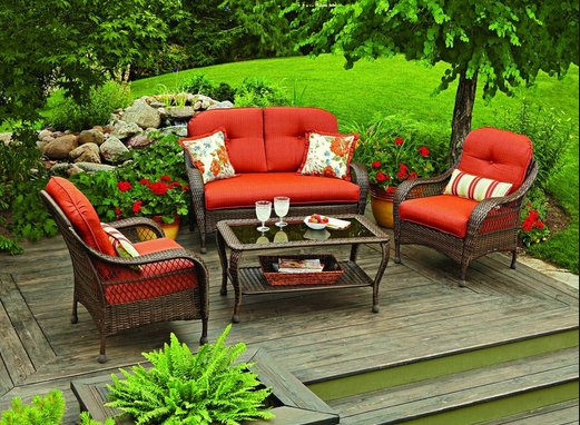 Better Homes And Gardens Wicker Patio Furniture. Better Homes And Gardens Wicker Patio Furniture   Interior