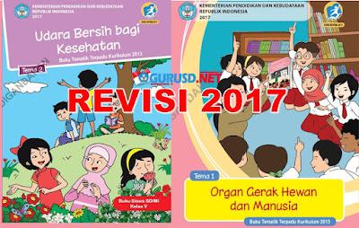 Buku Guru dan Siswa Kelas 5 SD Kurikulum 2013 Hasil Revisi 2017 Library Pendidikan