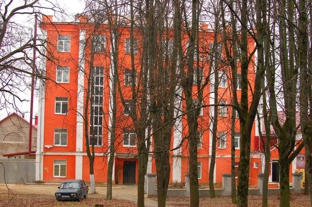 Здание общежития трикотажной фабрики, Сергиев Посад