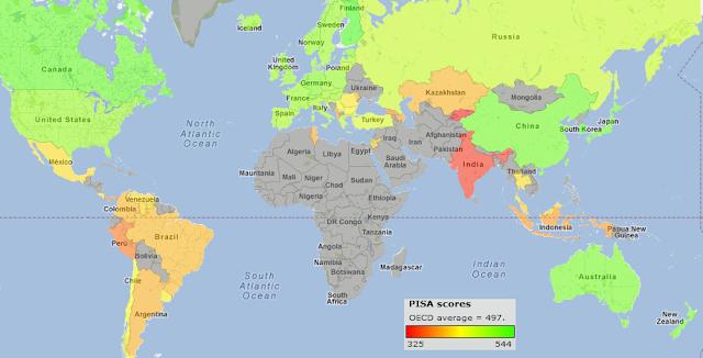 Capitali del mondo