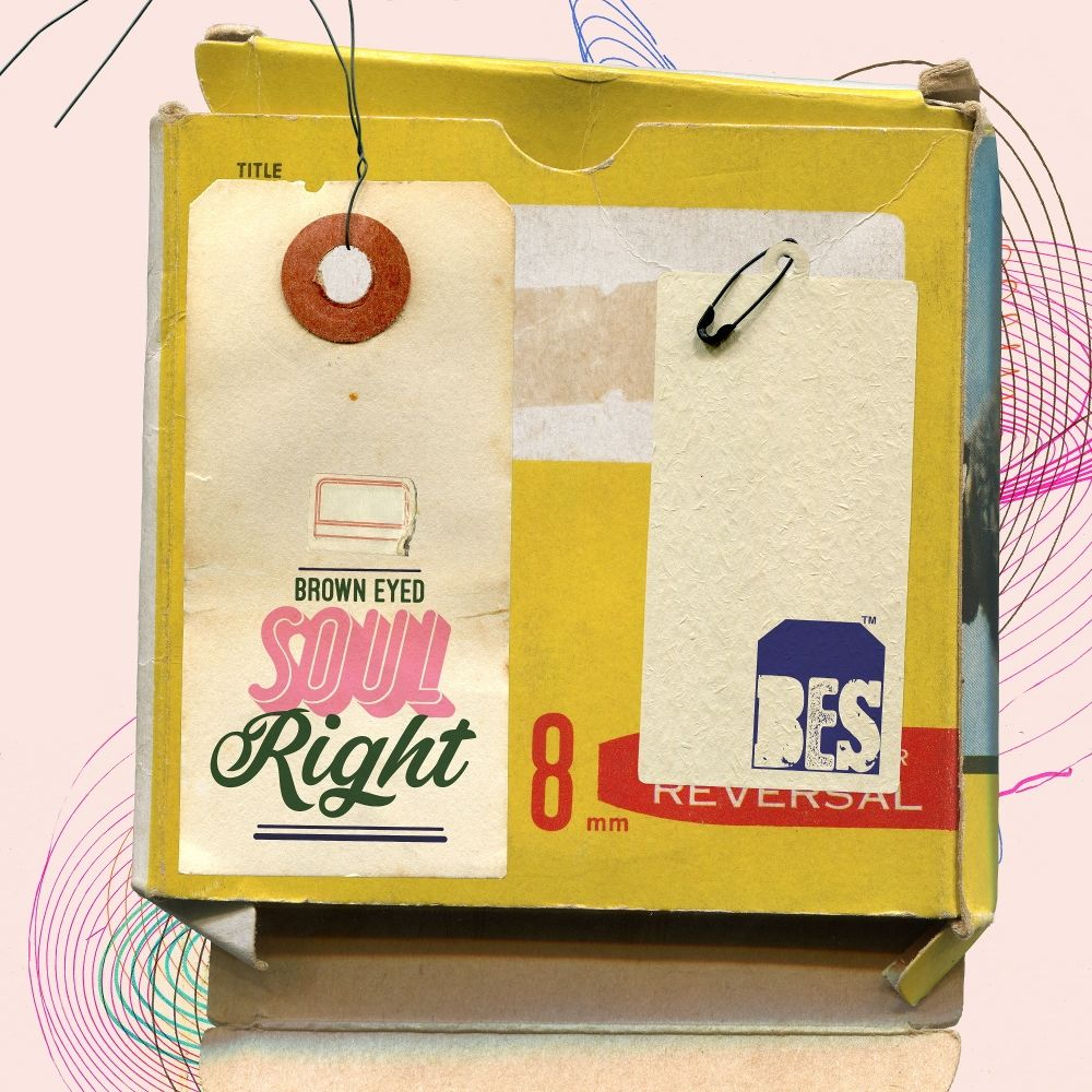 BROWN EYED SOUL – Right (feat. SOLE) – Single