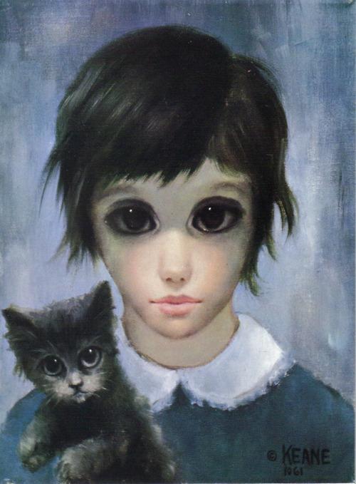 Margaret Keane | SuperRadNow  |Artist Keane Big Eyes
