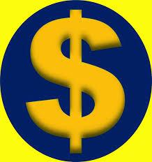 A imagem mostra o cifrão o simbolo do dinheiro universal. Um presente ganho não tem dinheiro  que pague o valor sentimental.