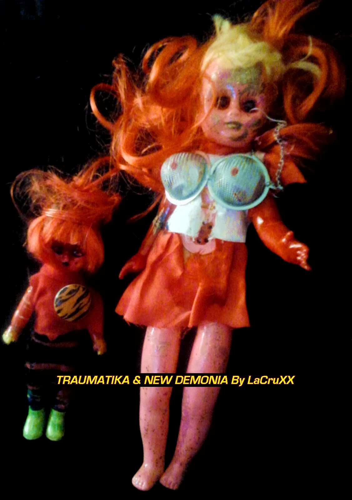 TRAUMATIKA & NEW DEMONIA