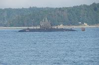 hmcs, corner brook, submarine, submariner, rcn, royal canadian navy