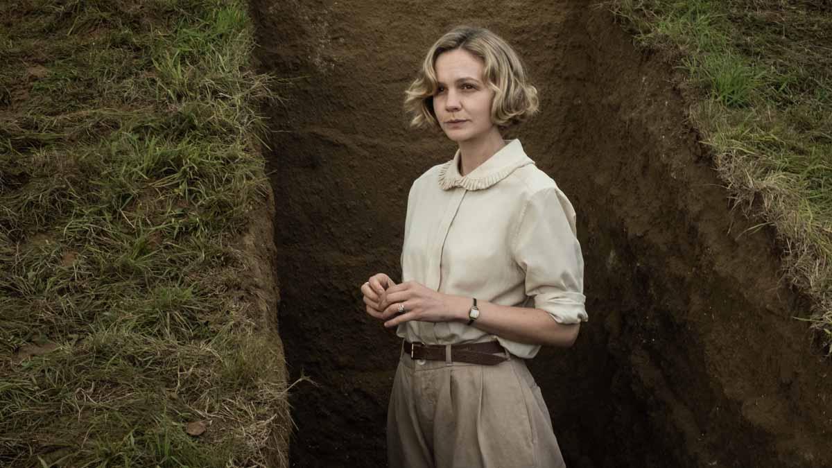 A escavação   Netflix