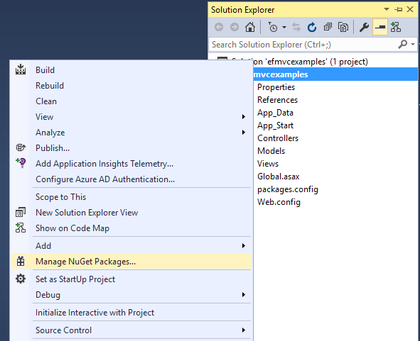 Asp Net MVC CRUD (Insert, Update, Delete) Operations using