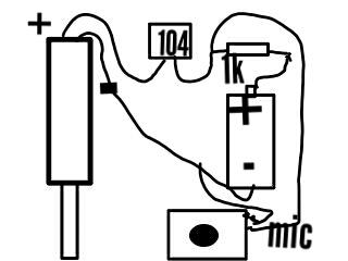 Cara membuat mic dari headset