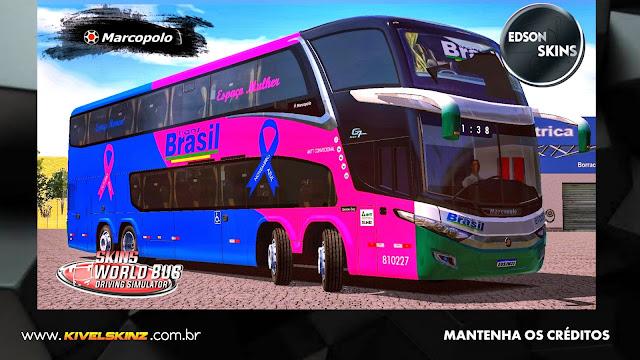 PARADISO G7 1800 DD 8X2 - VIAÇÃO TRANS BRASIL