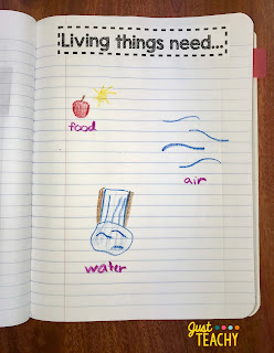 living-and-nonliving-journal-labels
