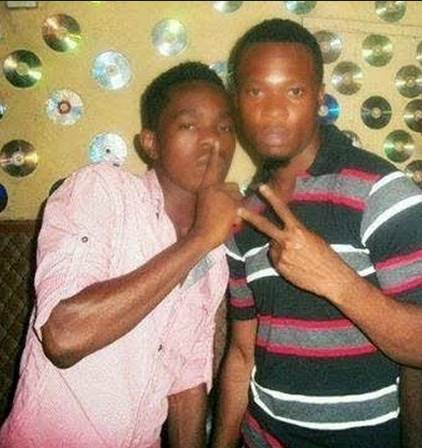 flavour and patoranking as young men back in the days